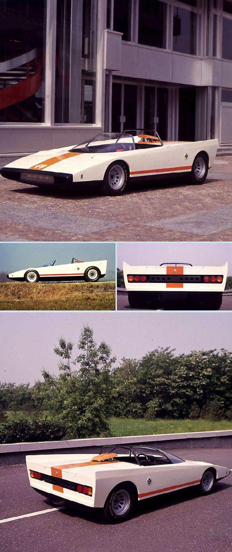 1971 Alfa Romeo P33 Cuneo