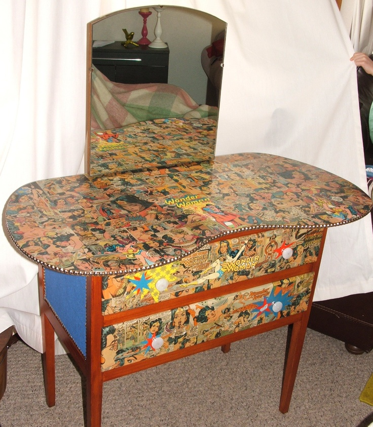 1000 Images About Kidney Shape Tables On Pinterest: 1000+ Images About Funked Up Junk By Tracey- Upcycled