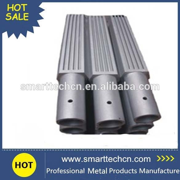 Ductile iron casting grey aluminum casting parts with OEM customized service