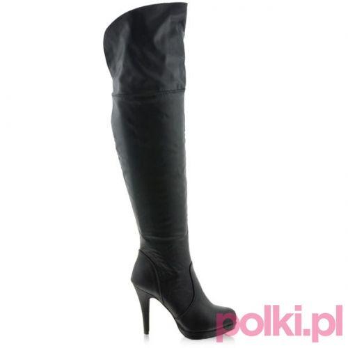 Kozaki za kolano Stylowebuty #polkipl