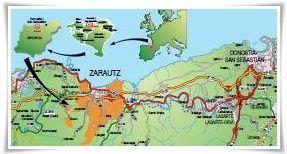 Mapa callejero. Ayuntamiento de Zarautz