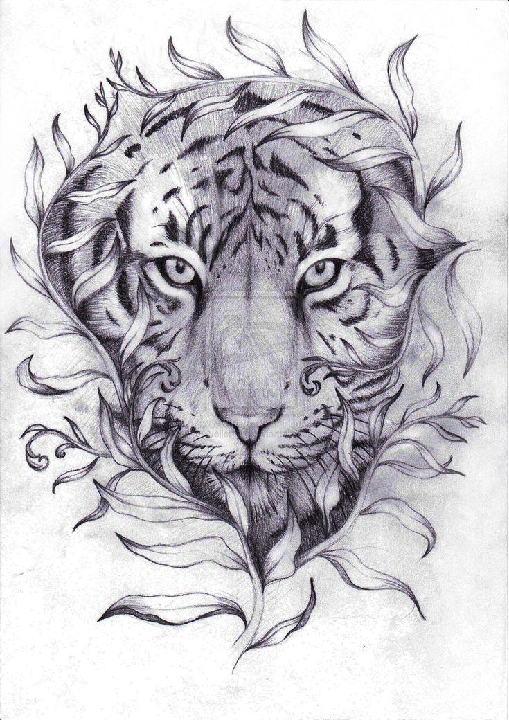 tiger tattoo designs Google Search Tattoos Pinterest