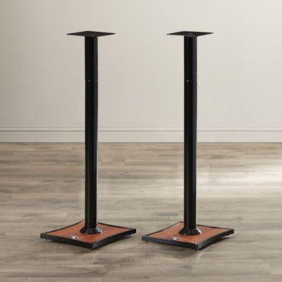OmniMount Gemini series Adjustable Bookshelf Speaker Stand