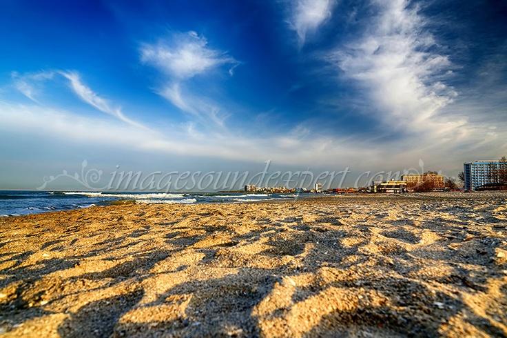 hdr beach, strand, plage, plaja