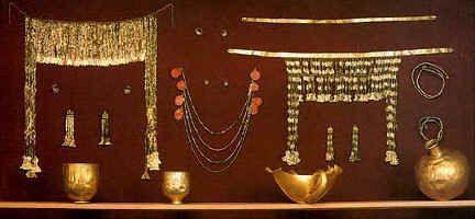 Joyería Mesopotámica - Tendencias en Joyería