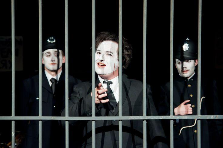 Mac the Knife - 'The Threepenny Opera' by Bertolt Brecht, produced by Felt Tip Theatre Company