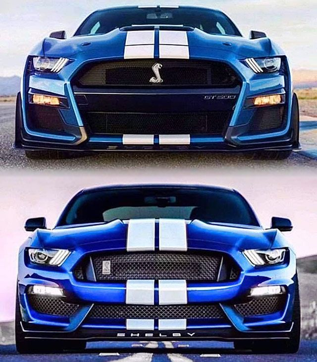 2020 #Mustang #Shelby