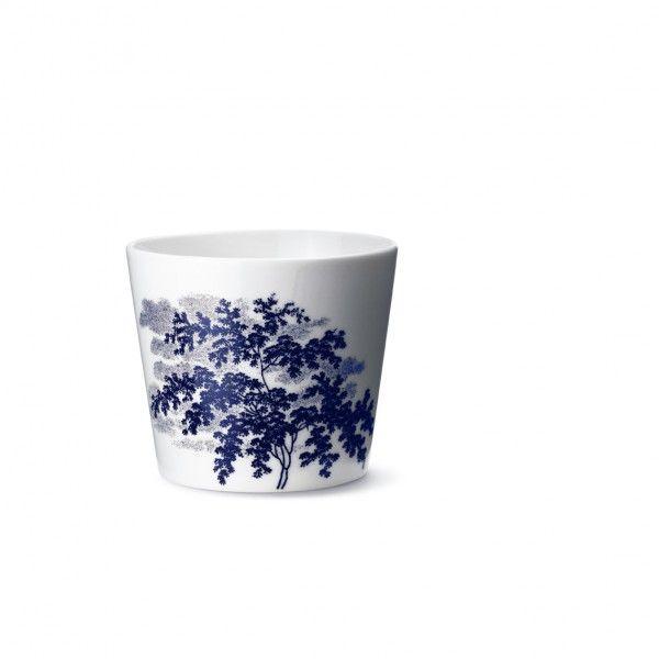 Ruth M cup landscape blue RM353B - Ruth M cup landscape blue