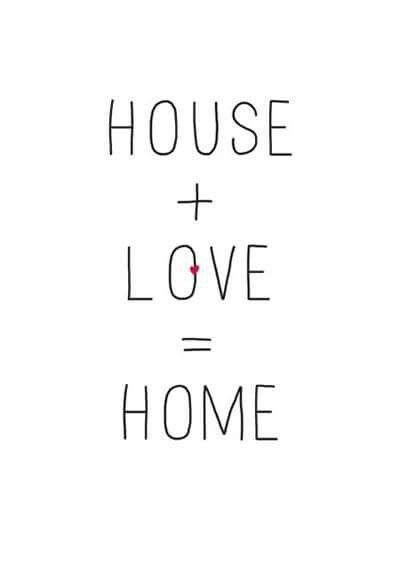 Home ♥