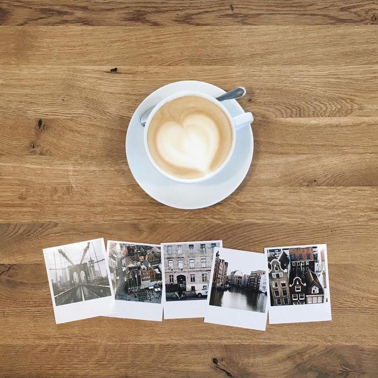 #polaroid #polaroids #developedpic #photoinspiration #instax #instaxphoto #coffeetime #squaredone #latteart