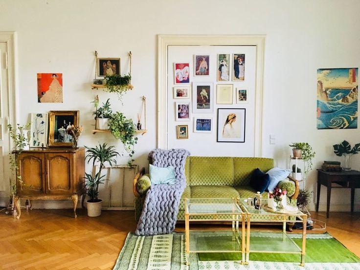 die besten 25+ vintage wohnzimmer ideen auf pinterest - Wohnzimmer Ideen Vintage