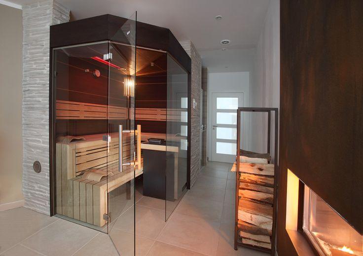 24 best indoor sauna images on pinterest indoor sauna saunas and steam room. Black Bedroom Furniture Sets. Home Design Ideas