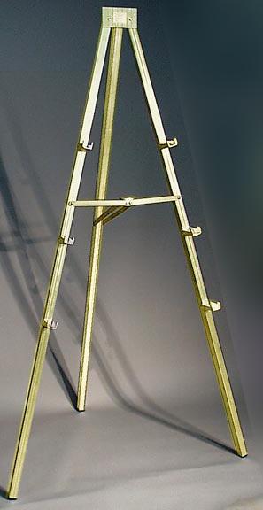 Gold Display Easel - $15
