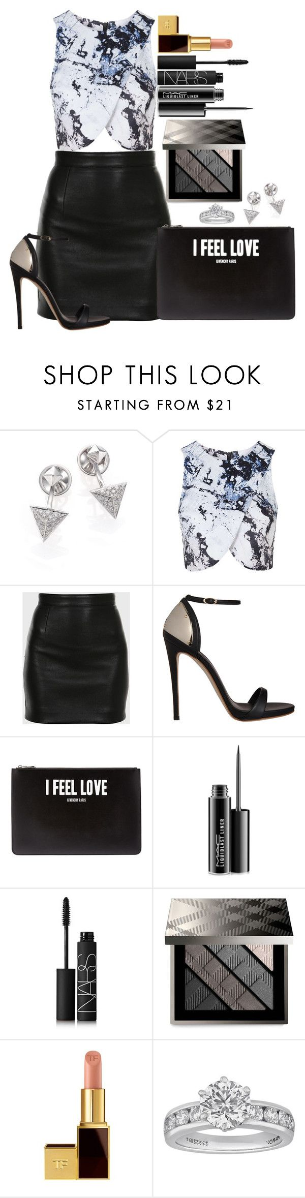 """""""Untitled #1351"""" by fabianarveloc on Polyvore featuring Marli, Topshop, Balmain,…"""