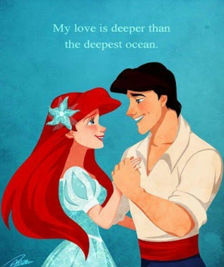 17 Best Little Mermaid Quotes On Pinterest Little