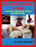 NO CREDIT CHECK LOANS: And other Options for People with Bad Credit - http://www.tradingmates.com/personalfinance/must-read-personal-finance/no-credit-check-loans-and-other-options-for-people-with-bad-credit/