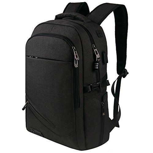 High quality materials design 1) Water resistant laptop backpack with high destiny fabric 2) High quality dual metal zippers design 3) Comfortable soft lining material for the college backpacks Friendly design 1) Built-in USB outlet and audio jack for your convenience to charge your devices... more details available at https://perfect-gifts.bestselleroutlets.com/gifts-for-teens/electronics-gifts-for-teens/product-review-for-tzowla-laptop-backpack-anti-theft-slim-college-backp
