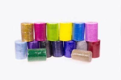 Mesh ribbon mesh and ribbons on pinterest