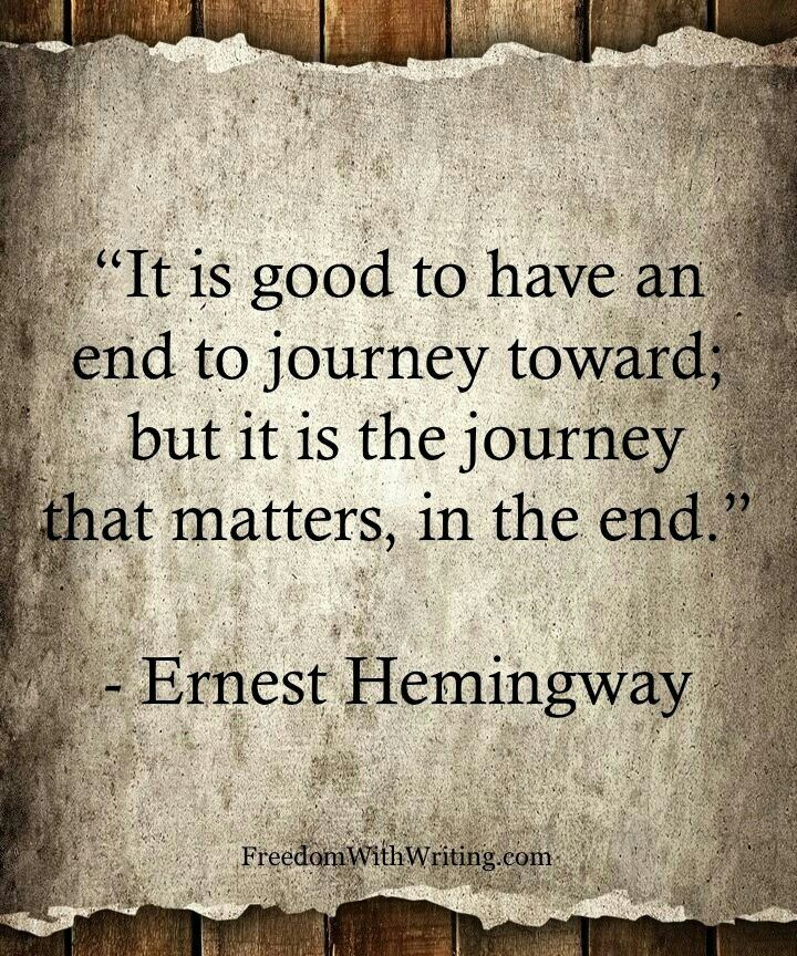 End Quotes: Top 25 Ideas About Earnest Hemingway Quotes On Pinterest