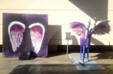 wings, colette miller