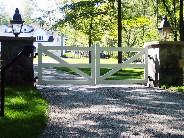 Diy Gate Automation Woodworking Projects Amp Plans