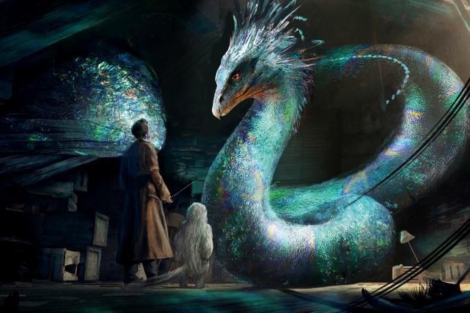 Fantastic beasts and how to create them | The Sunday Times Magazine | The Times & The Sunday Times