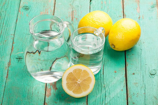 Lemon wody przyspiesza metabolizm