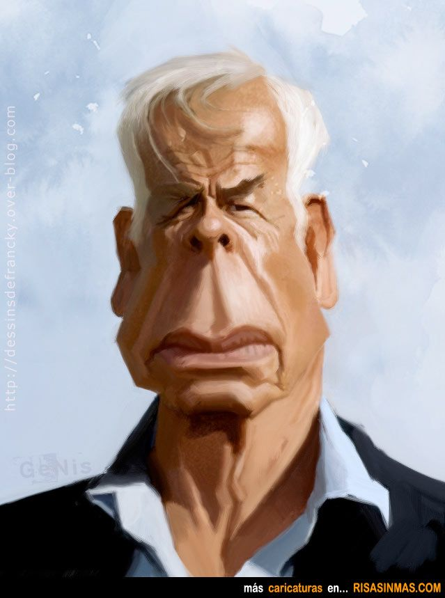 Caricatura de Lee Marvin.           For more great pins go to @KaseyBelleFox