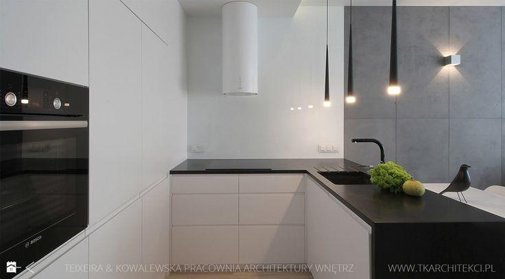 Kuchnia styl Minimalistyczny - zdjęcie od TK Architekci - Kuchnia - Styl Minimalistyczny - TK Architekci