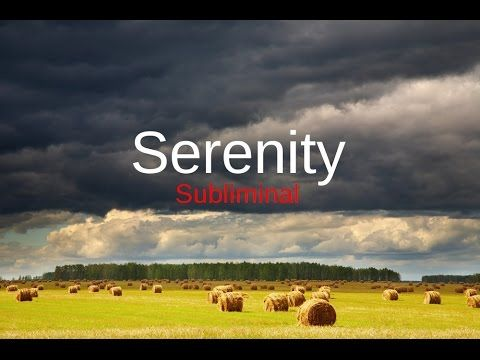 This really helped me the other day when I was hurting tremendously!!-----Serenity Winds: Subliminal Stress Relief Affirmations with  Wind & Chimes