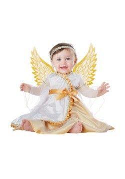 Infant Angel Baby Costume