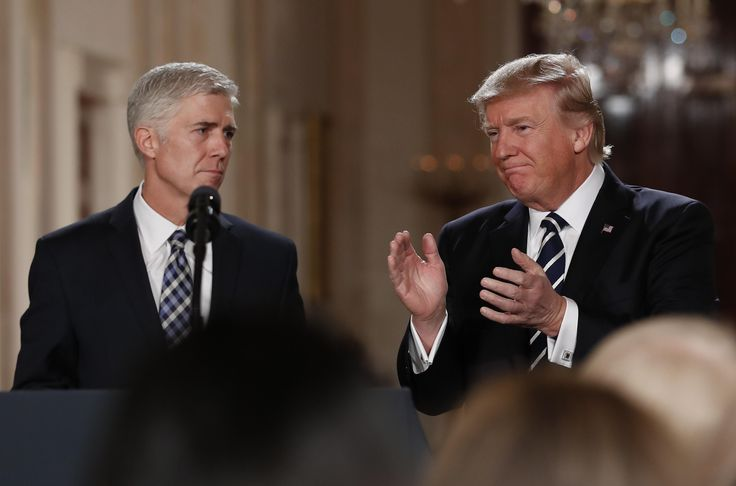 """Conservative activists are overwhelmingly ready for Senate Republicans to trigger the """"nuclear option"""" and force Judge Neil Gorsuch onto the Supreme Court, according to the 2017 CPAC/Washington Times straw poll, which also showed the activists feel the GOP doesn't have Mr. Trump's back."""