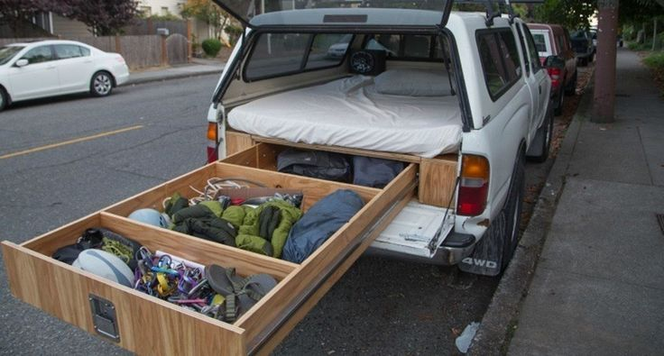 Turn your truck into a comfortable place to sleep while on your next outdoor trip. Learn more and check out the awesome adventure truck photos inside!