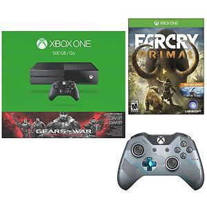 #eBay: $349.99 or 13% Off: Xbox One 500GB Gears of War: Ultimate Edition Console Bundle  Far Cry Primal (Xbox O... #LavaHot http://www.lavahotdeals.com/us/cheap/xbox-500gb-gears-war-ultimate-edition-console-bundle/70340