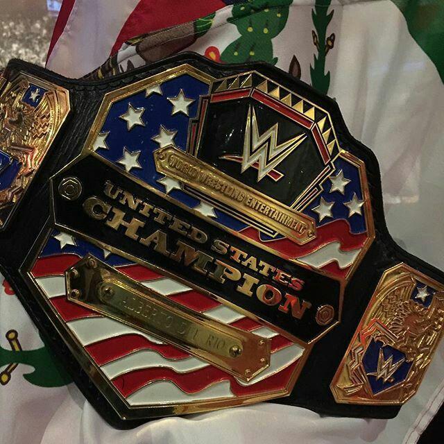 WWE United States Championship.