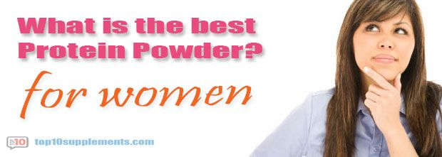 Protein powder for women...not convinced, but looking into it.