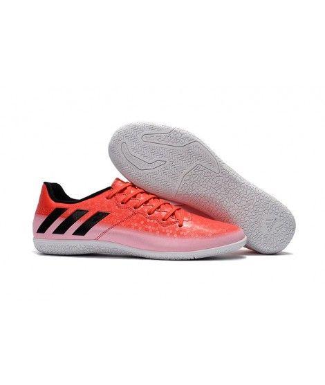 0fc4aaa15ed Adidas messi 16.3 IC INDENDØRS/BANE fodboldstøvler rød Core-sort hvid |  Football | Adidas sneakers, Adidas, Soccer Cleats