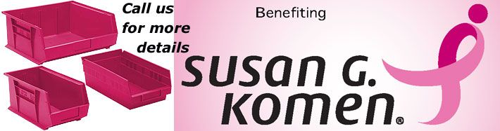 Visit http://monsterbins.com/ today to support #BreastCancerAwareness and #BreastCancer ... 15% of proceeds of all #pink #storage #Bins go to Susan G. Komen Foundation