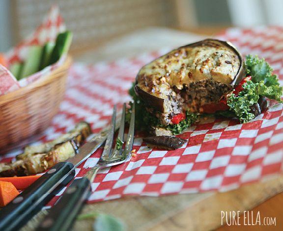 Naosap Burgers : 100eatless and gluten free burgers