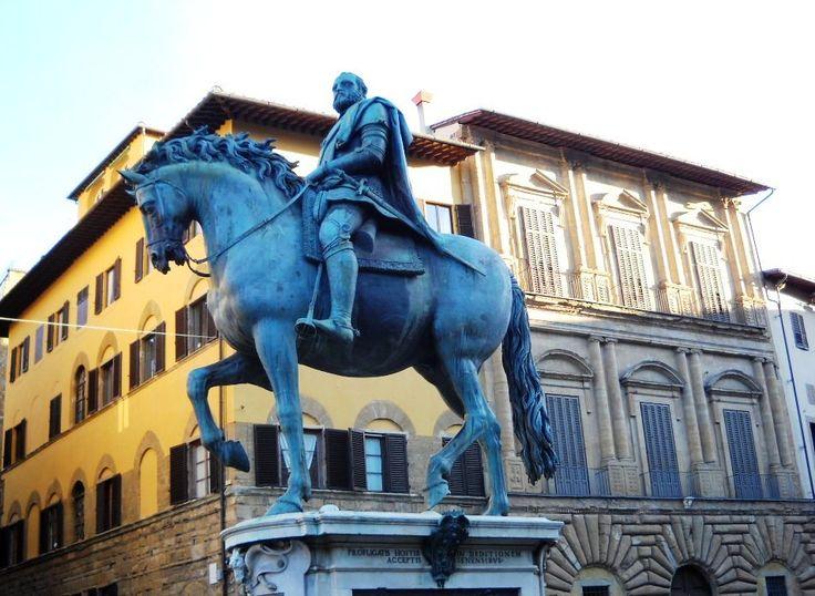 Cosimo di Medici - Florencie - Itálie