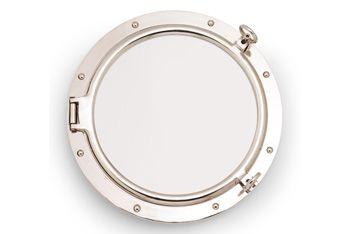 Иллюминатор Стиль Chrome Зеркало
