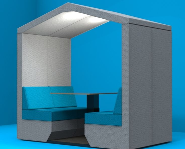 Bea Meeting Den - Product Page: http://www.genesys-uk.com/Bea-Meeting-Den.Html Genesys Office Furniture Homepage: http://www.genesys-uk.com Bea is part of a range of meeting dens - which includes Bob, Bill and Ben - all available with a wall; with lights; with power and data wired into the frame itself. The 6 seat is ideal for a team meeting, while the 2 seat is perfect for those 1-to-1 chats.