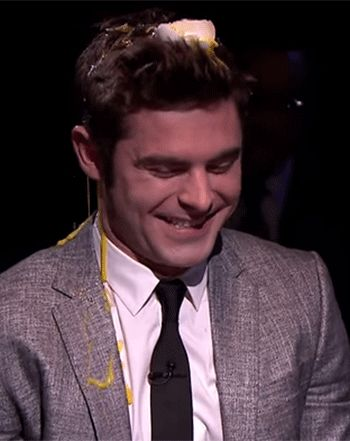 Zac Efron Plays Egg Russian Roulette Game With Jimmy Fallon - Us Weekly