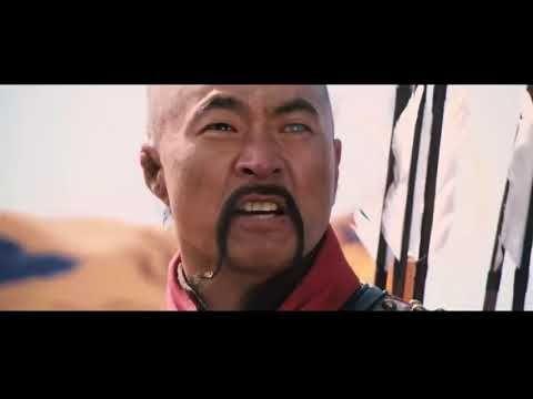 1637年清太宗皇太極出兵十萬打朝鮮