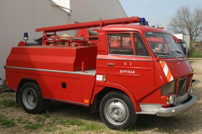 Citroen pompiers