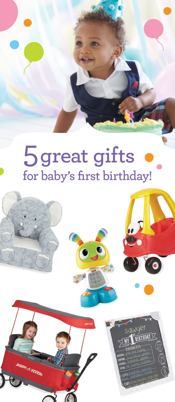 Cool Toys For First Birthday : Best images about baby s first birthday on pinterest