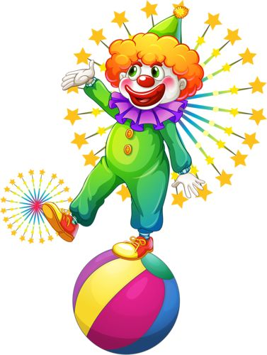Image result for graphics of clowns
