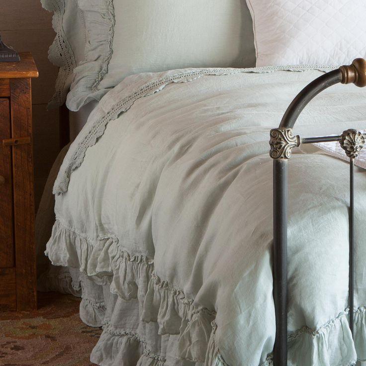 310 Best Linens Images On Pinterest Bedding Bedrooms