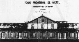Les gares de Metz