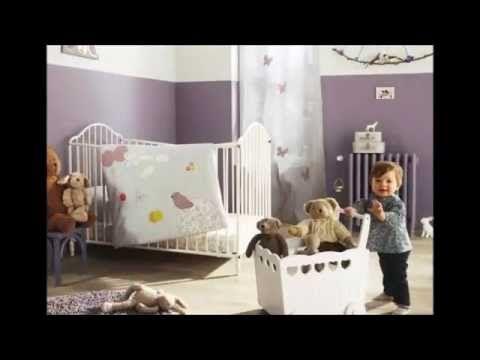 Ide Desain Kamar Tidur Bayi Lucu